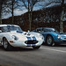 Read Gomm - 1963 Jaguar E-Type Low Drag and Rogers Wills - 1965 Bizzarrini 5300GT at the Goodwood 73rd Members Meeting (Photo 1) by Dave Adams Automotive Images