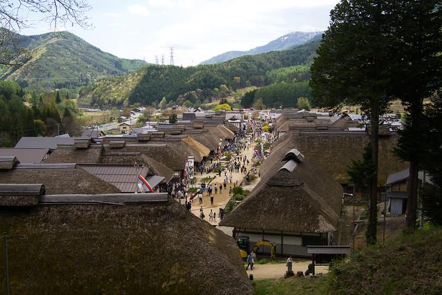 Ouchi-juku 9