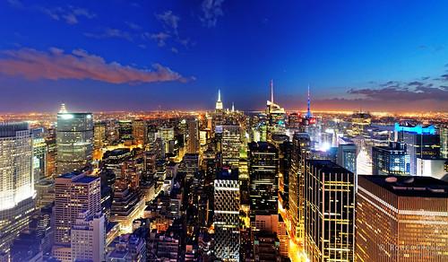 city nyc travel panorama usa newyork night lights view pano unitedstatesofamerica cbd topoftherock 2015 ptgui rockerfellercentre sony2470 rogertwong sonyfe2470mmf4zaosscarlzeissvariotessart sonya7ii sonyilce7m2 sonyalpha7ii