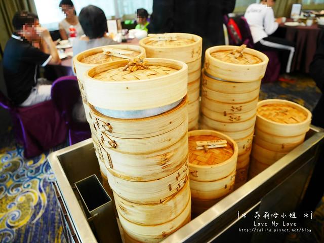 台北東區華漾大飯店港式飲茶 (4)