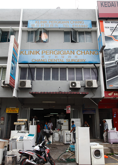 Klinik Pergigian Chang