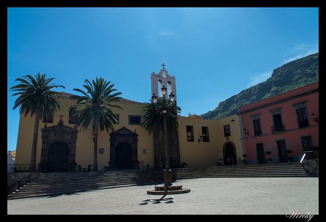 Garachico roque piscinas naturales caleton - Plaza de la Libertad