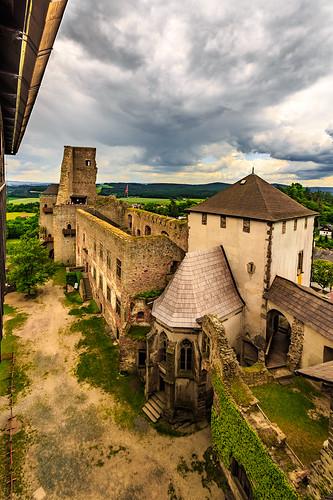 castle canon eos reisen king republic czech outdoor land freiburg landschaft burg 6d lipnice radeklokosfotografie
