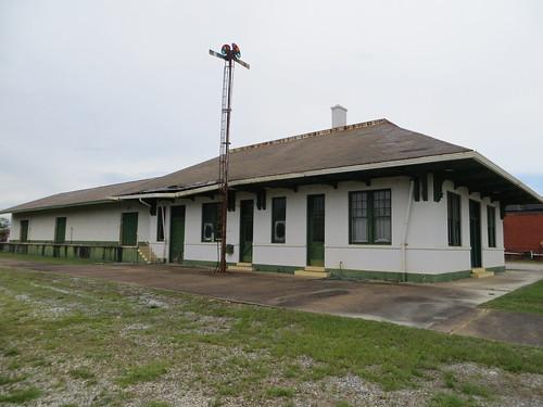 Alabama and Florida Railroad Depot 2 Opp AL