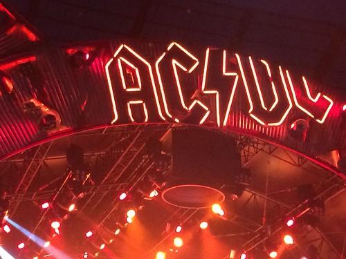 AC/DC Stage Logo