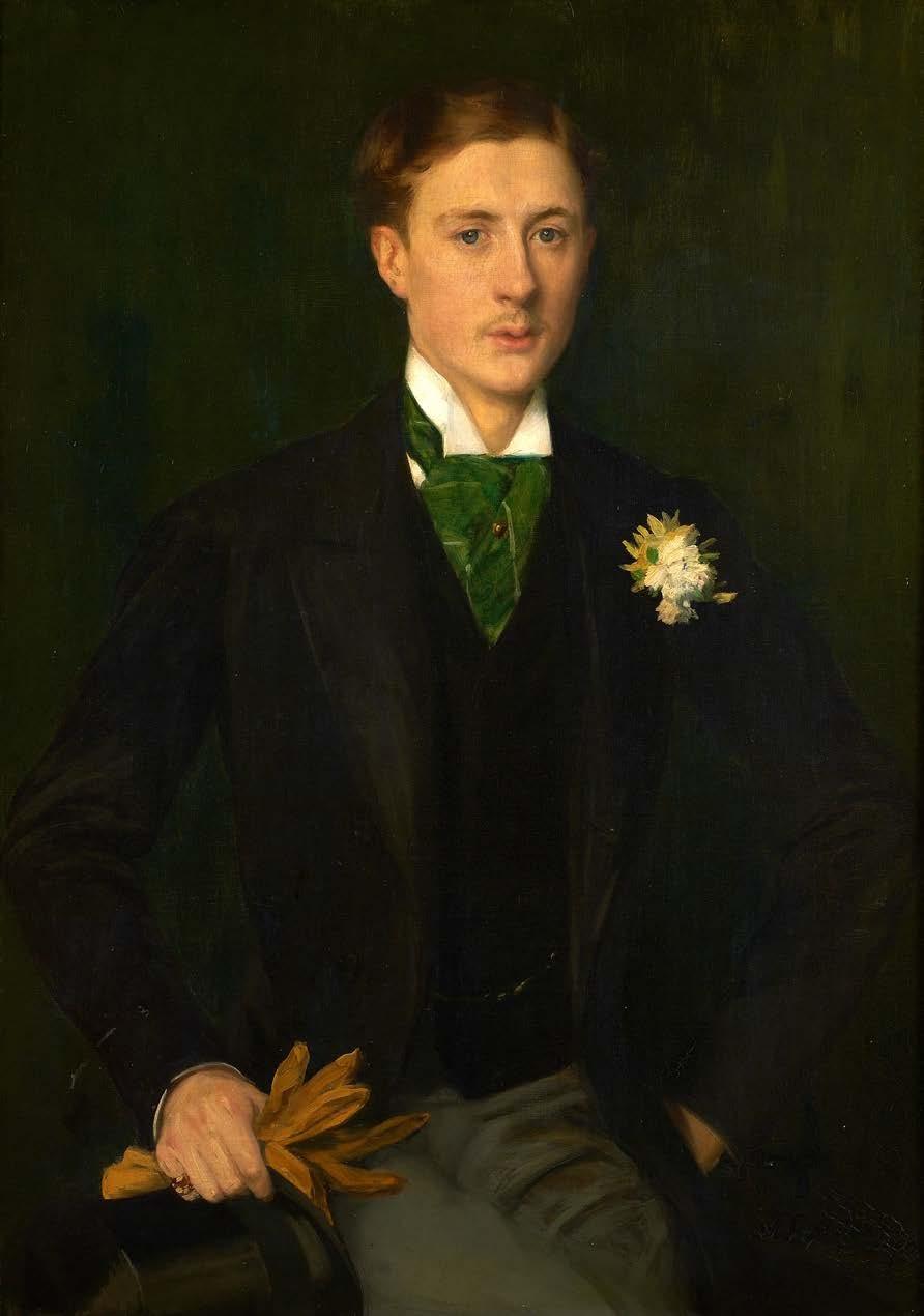 Paul-Baignères by Jacques-Emile Blanche, 1891