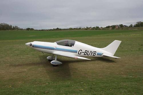 G-BUYB Aero Designs Pulsar [PFA 202-12193] Popham