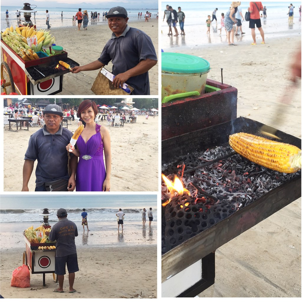 jimbaran beach - relax, seafood, cheap