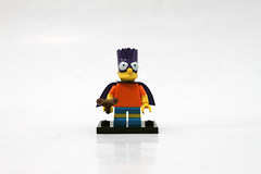 LEGO The Simpsons Minifigures Series 2 (71009) - Bartman