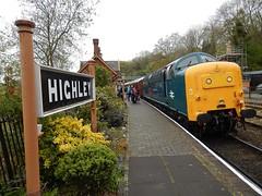 Highley, Severn Valley Railway, England, UK