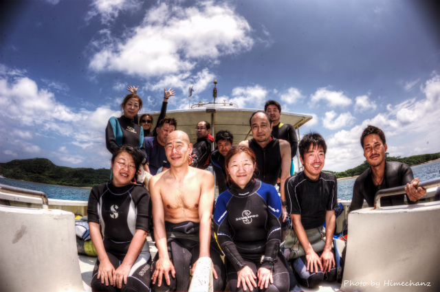 本日の集合写真♪ 2015/05/04