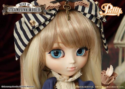 Сет Alice in Steampunk world - июнь 2015 17424143465_a32052443f