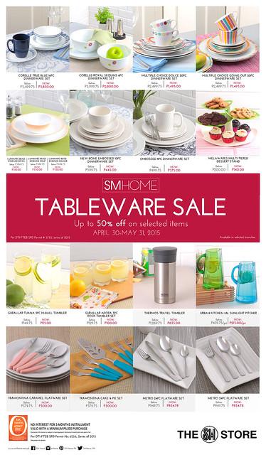 SM Home Tableware Sale 2015 Big Sales this 2015 2015 sale list bazaar  sc 1 st  Between Bites & REFRESH Your Home with SM Homeu0027s TABLEWARE SALE - Between Bites ...