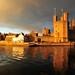 Caernarfon castle by fen_snapz