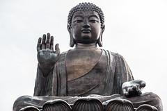 HONGKONG-Lantau Tian Tan Buddha 天壇大佛