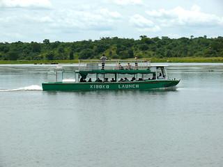 Victoria Nile Cruise