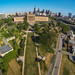 Philadelphia from Above by Wind Watcher