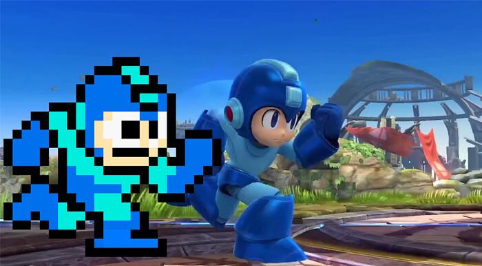 Mega Man ganhará desenho em comemoração aos seus trinta anos!