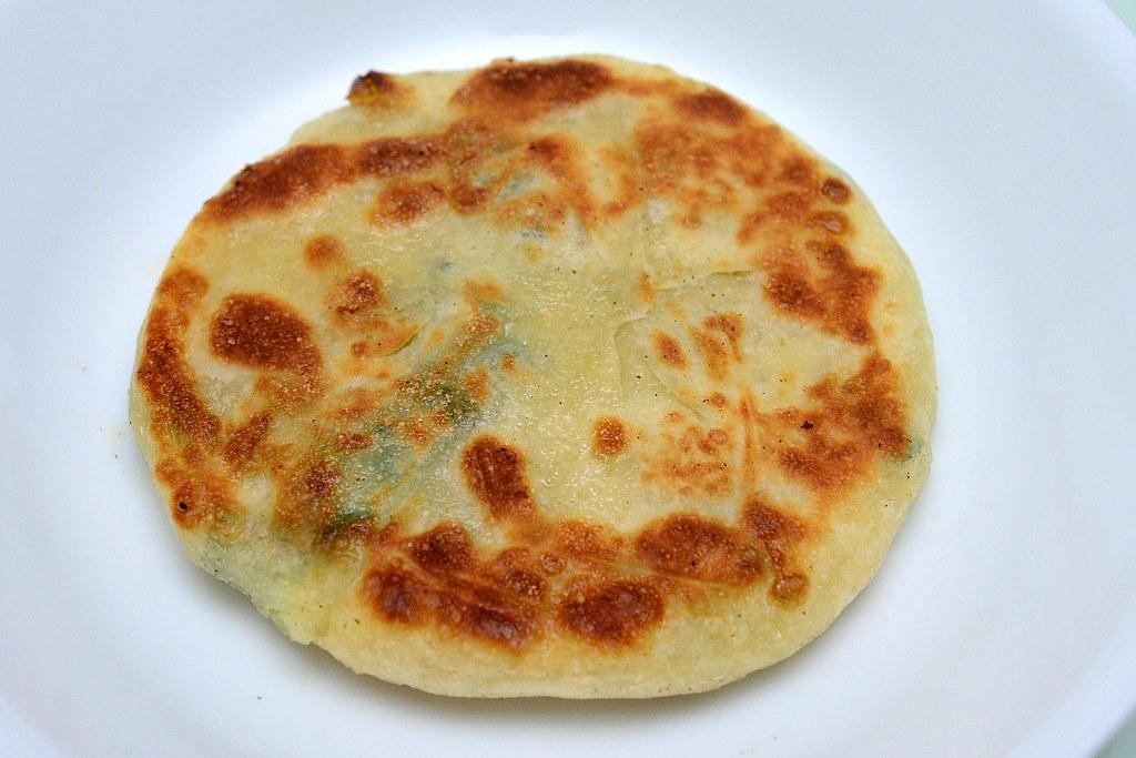 宜蘭三星阿婆蔥油餅