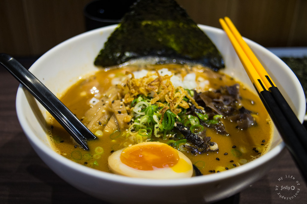 台南宇味拉麵