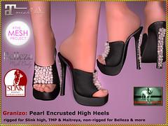 Bliensen - Granizo - High Heels