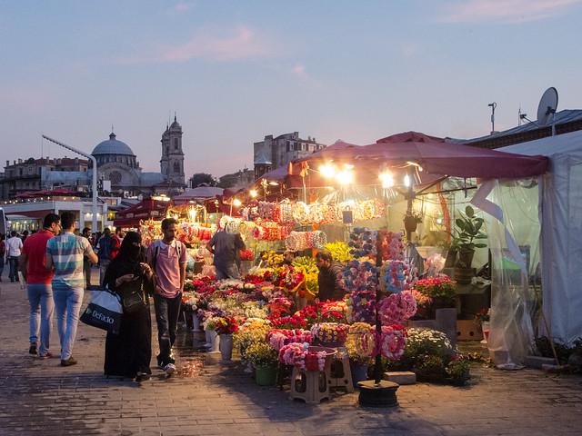 Taksim Square - Evening