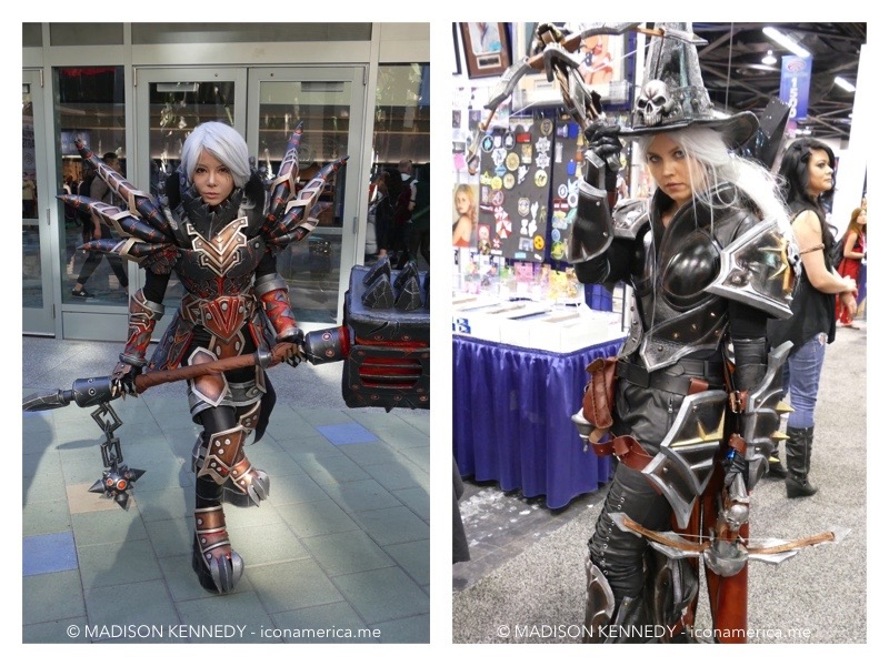 COSPLAY AT WONDERCON 2015, PART 3