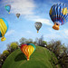 Origami Balloon Ride on May Homey Planet :-) by Katrin Ray