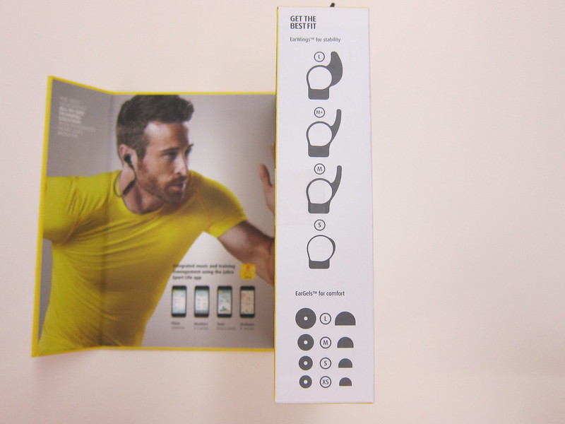 Jabra Sport Pulse - Box Side