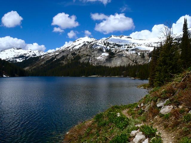 Trail and Big Creek Lake