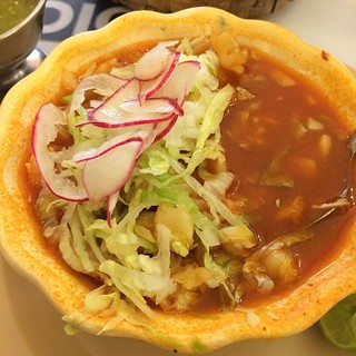 Pozole #travel #vscocam #food #latergram