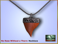 Bliensen - No Rose Without a Thorn - Necklace