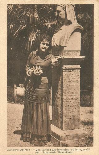 Vittorina Moneta in Guglielmo Oberdan, il martire di Trieste
