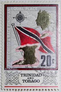 Trinidad and Tobago Flag 20