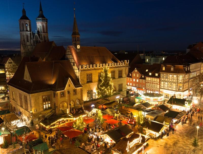 Ciudades alemanas más bonitas