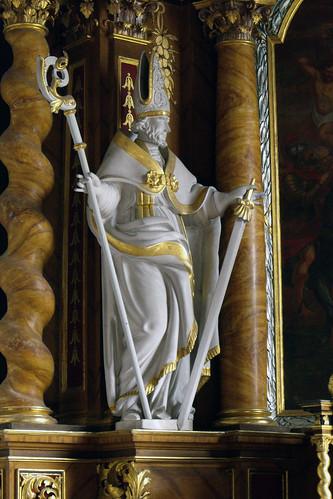 St. Ägidius, Wolfmannshausen, St. Kilian