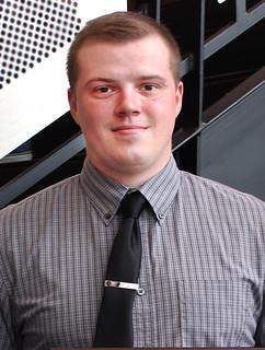 Mon, 05/11/2015 - 13:11 - Matt Webster, May 2015 Employee of the Month