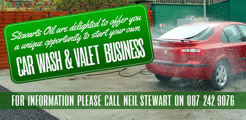 Stewats Oil Car Wash & Valet