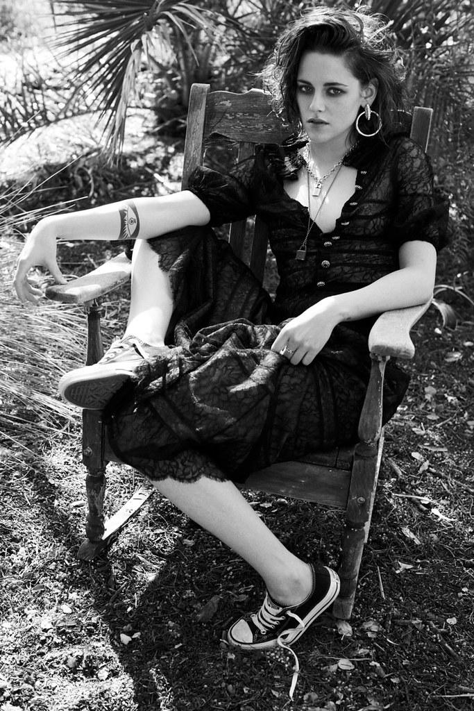 Кристен Стюарт — Фотосессия для «Marie Claire» FR 2016 – 5