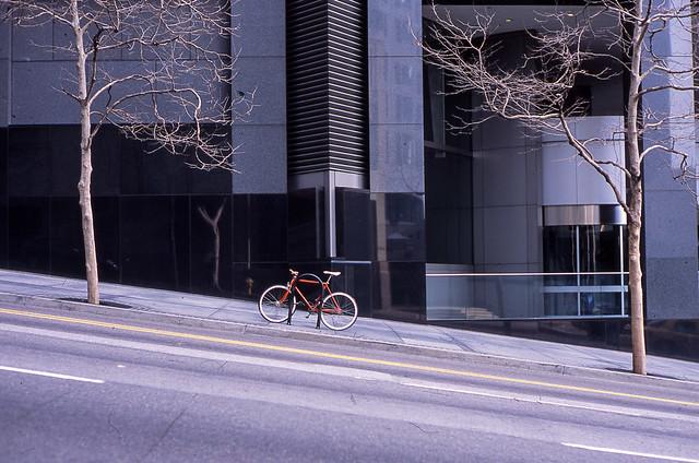 The Bike Across The Street