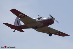 G-AOSY WB585 M - C1 0037 - Private - De Havilland Canada DHC-1 Chipmunk 22 - Little Gransden - 070826 - Steven Gray - IMG_3131