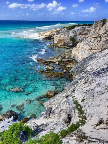 ocean sea carribean turksandcaicos saltcay