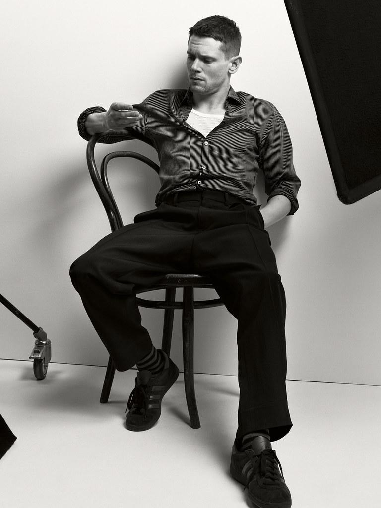Джек О'Коннелл — Фотосессия для «Interview» DE 2016 – 8