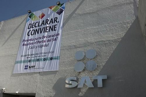 Alerta SAT por fraudes a contribuyentes en declaración anual