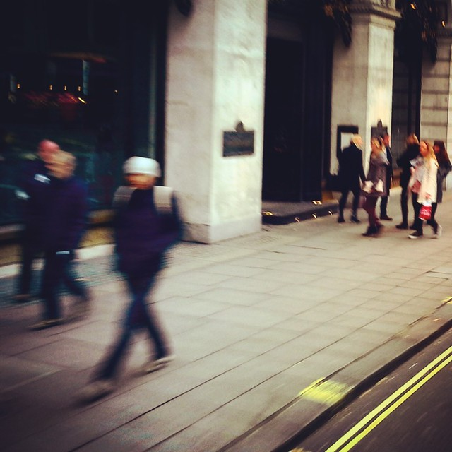 """A walk in London"""