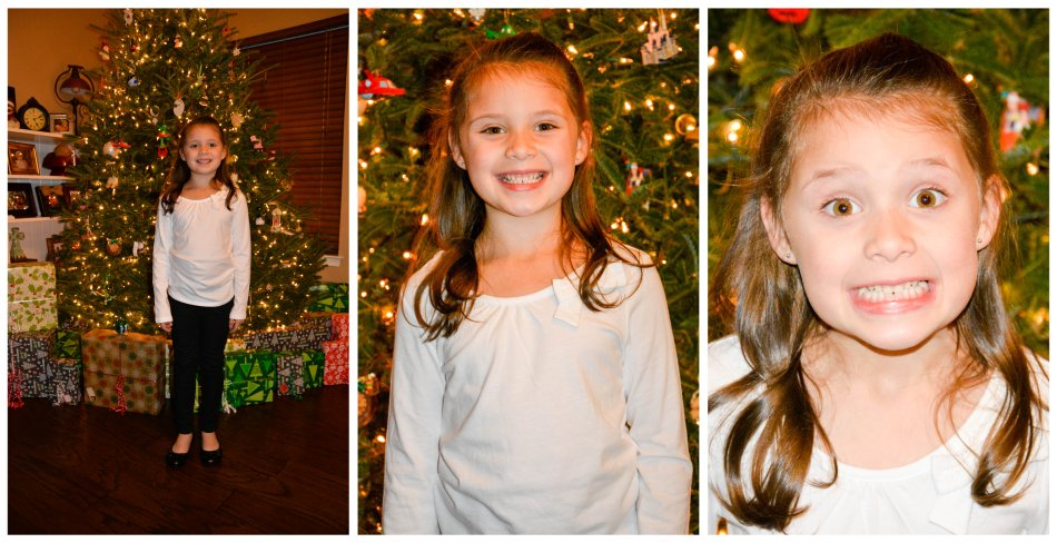 lexie's christmas program