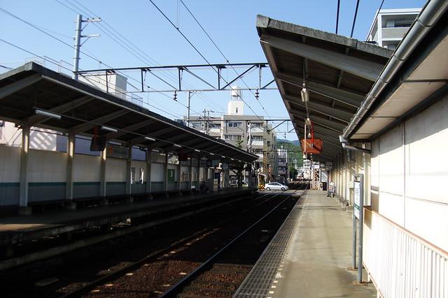 2015/05 叡山電車 修学院駅 #02
