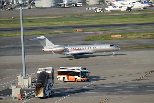 VistaJet Haneda Tokyo International Airport 17