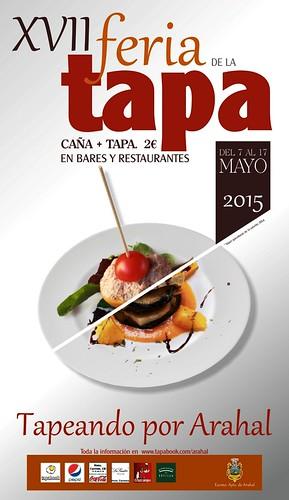 AionSur 17191237500_2734269127_d La XVII Feria de la Tapa cuenta con 15 bares participantes y será del 7 al 17 de mayo Cultura Feria de La Tapa