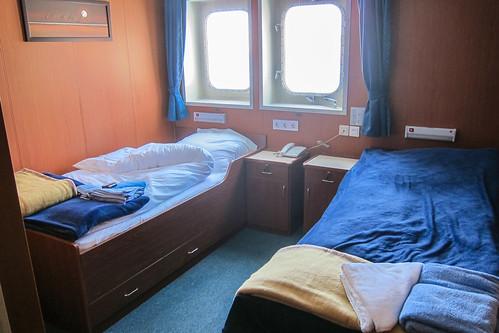 Cabin onboard